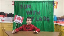 Jack Carrier - Fun with Flags ~ Canada