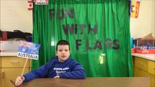 Jack Carrier - Fun with Flags:  Austrailia