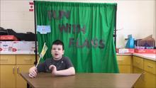 Jack Carrier - Fun with Flags:  Saskatchewan